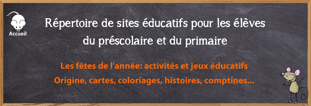 Sites Educatifs Pour Le Prescolaire Et Le Primaire Les